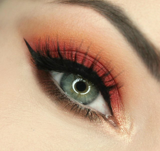 Burgundy Eye Makeup Eyeshadow Recommendations For Green And Hazel Eyes Makeup For