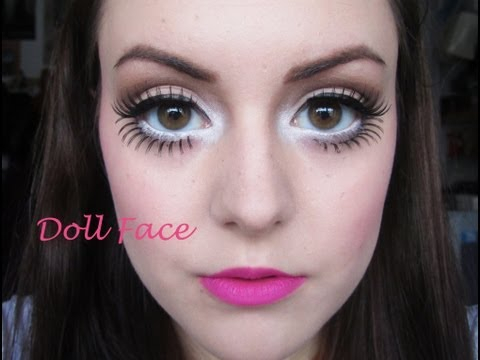 Doll Makeup Eyes Youtube