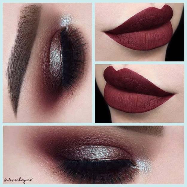 Dramatic Makeup For Small Eyes 32 Eyeshadow Tutorials For Beginners The Goddess