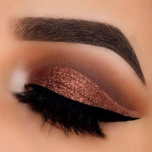 Edgy Eye Makeup Prom Look Shared Tigerlily On We Heart It