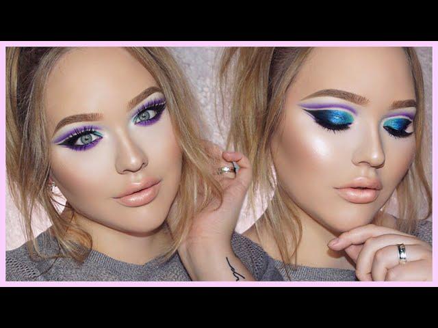 Edgy Eye Makeup Youtube