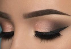 Eye Makeup Demo Soft Rosy Smokey Eye Makeup Tutorial Youtube