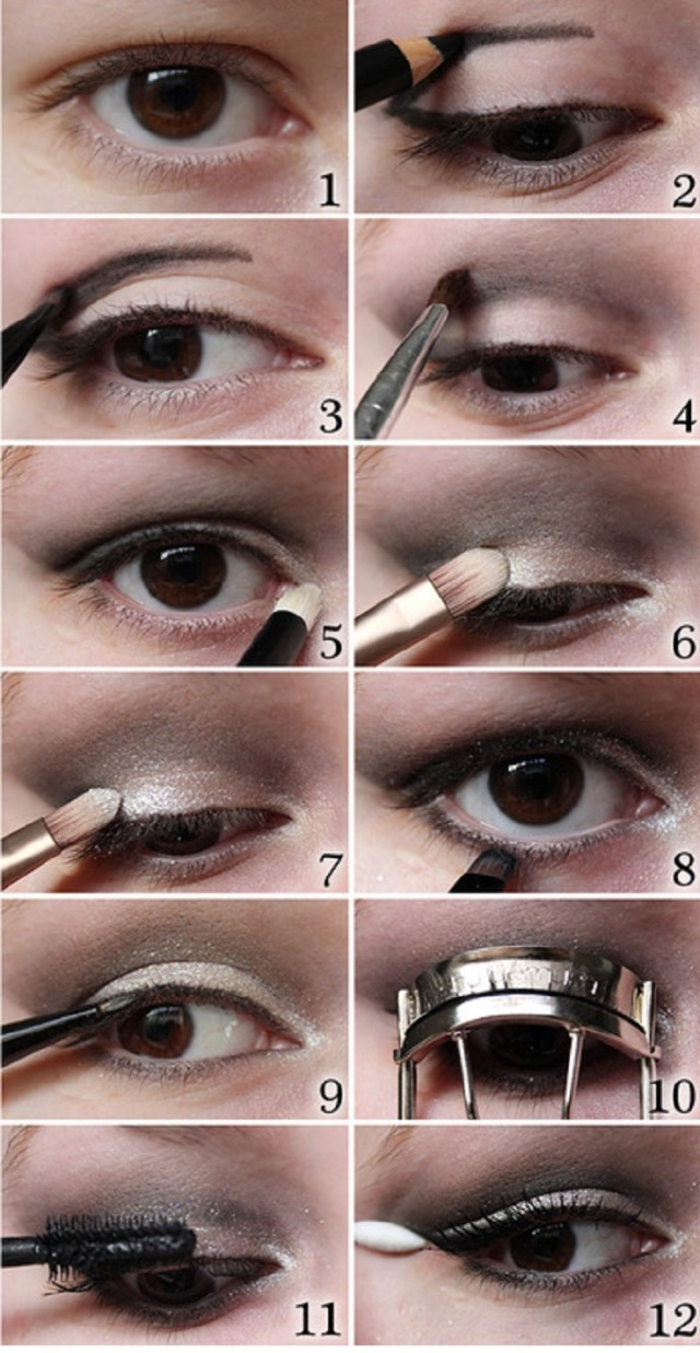Eye Makeup Evening 15 Magical Makeup Tips To Beautify Your Hooded Eyes In A Minute