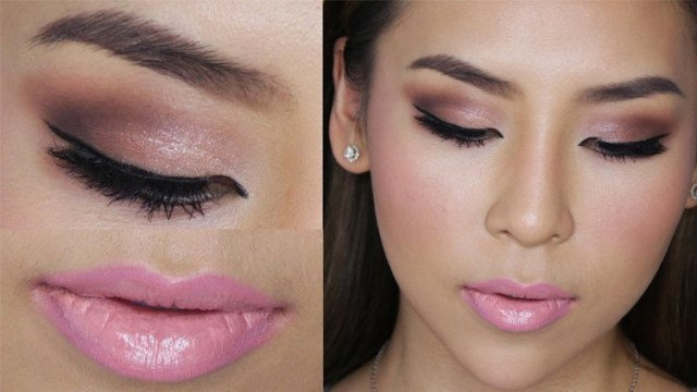 Eye Makeup For Coral Dress How To Wear Makeup With Pink Dress