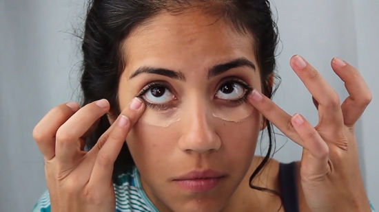 Eye Makeup For Dusky Complexion How To Apply Makeup For Dark Indian Skin 15 Steps With Pictures