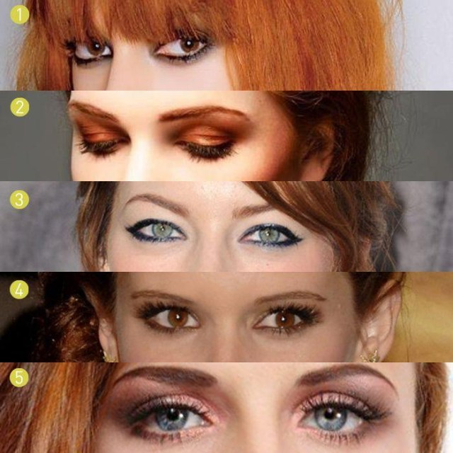 Eye Makeup For Red Heads Best Eye Makeup For Redheads Eye Makeup