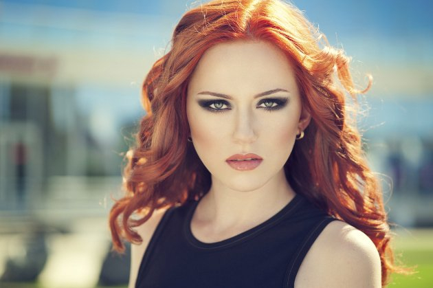 Eye Makeup For Red Heads Best Makeup Tips For Redheads Hairstyles Nail Art Beauty And Fashion