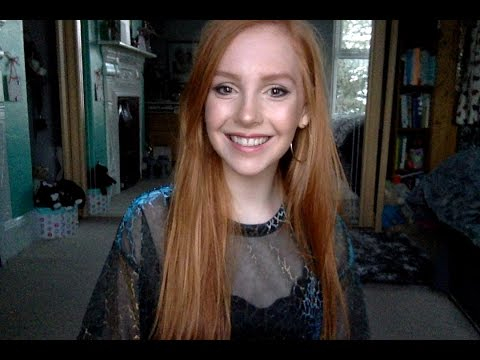 Eye Makeup For Red Heads Best Makeup Tutorial Natural Redhead Smokey Cat Eye And Ootd Youtube