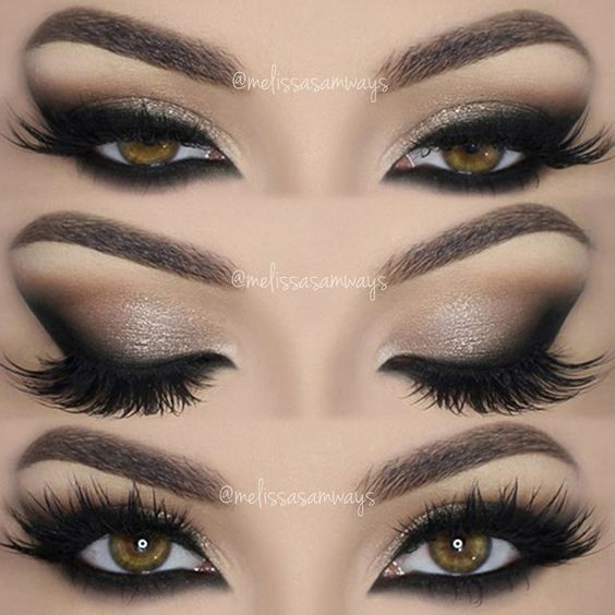 Eye Makeup Smokey Brown 40 Hottest Smokey Eye Makeup Ideas 2019 Smokey Eye Tutorials For