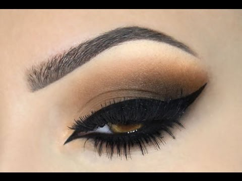 Eye Makeup Smokey Brown Brown Smokey Eye Melissa Samways Youtube