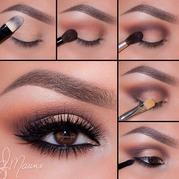 Eye Makeup Smokey Brown Eye Makeup Dark Smokey Brown Eyes Flashmode Espaa Spains