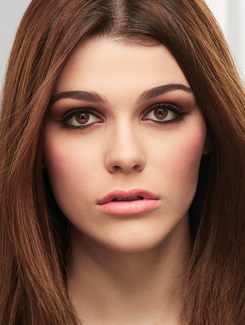 Eye Makeup Smokey Brown How To Do A Smokey Eye Bobbibrown