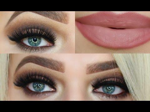 Eye Makeup Smokey Brown Smokey Brown Eye Makeup Tutorial Youtube