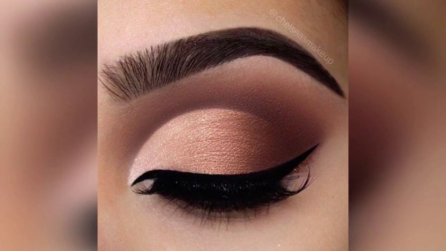 Eye Makeup Styles Most Beautiful Eyeshadow And Eyeliner Style Beautiful Eyeliner