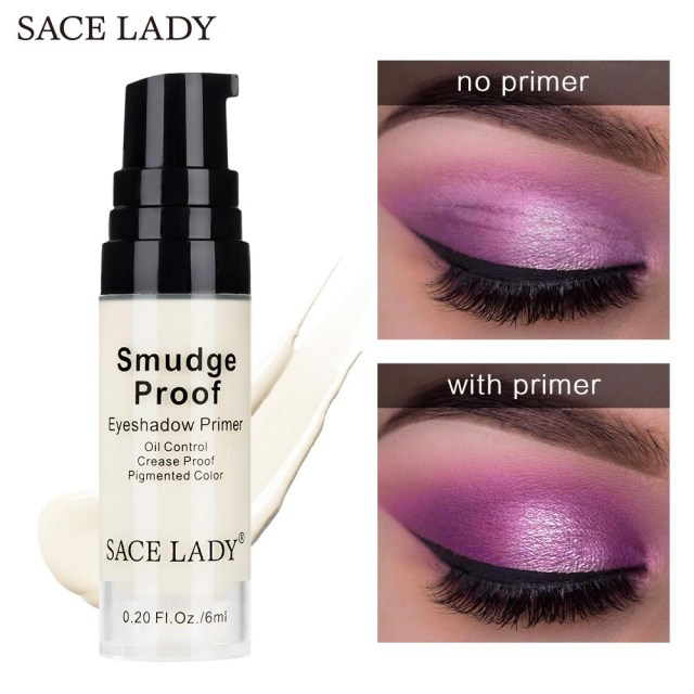 Eye Makeup Styles Sace Lady Eyeshadow Primer Makeup Eye Base Cream Liquid Eye Shadow