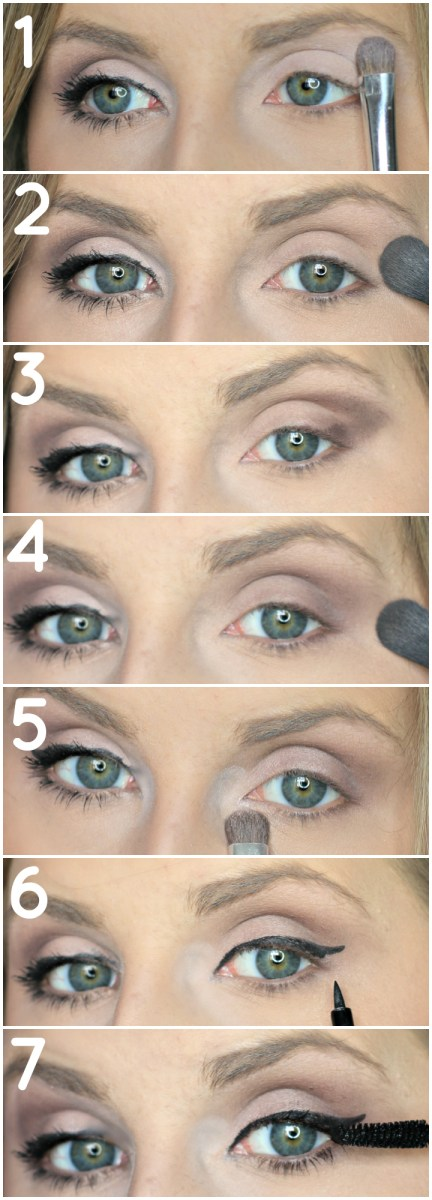 Eye Makeup To Make Small Eyes Look Bigger Bigger Eyes With Makeup Ashley Brooke Nicholas