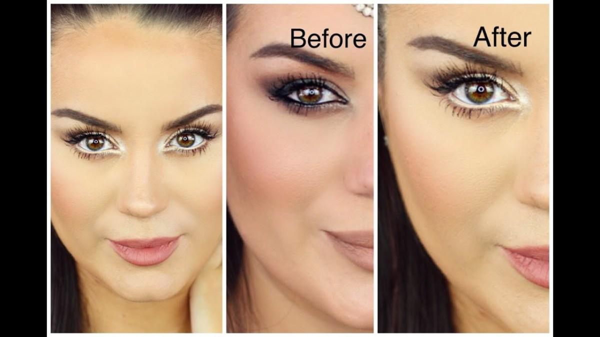 Eye Makeup To Make Small Eyes Look Bigger How To Make Eyes Look Bigger Neutral Smokey Eye Makeup Tutorial