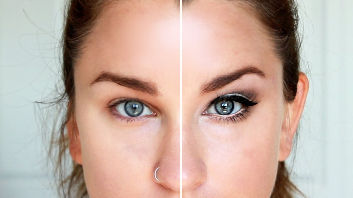 Eye Makeup To Make Small Eyes Look Bigger Make Small Eyes Appear Bigger With Makeup Naked Basics Palette