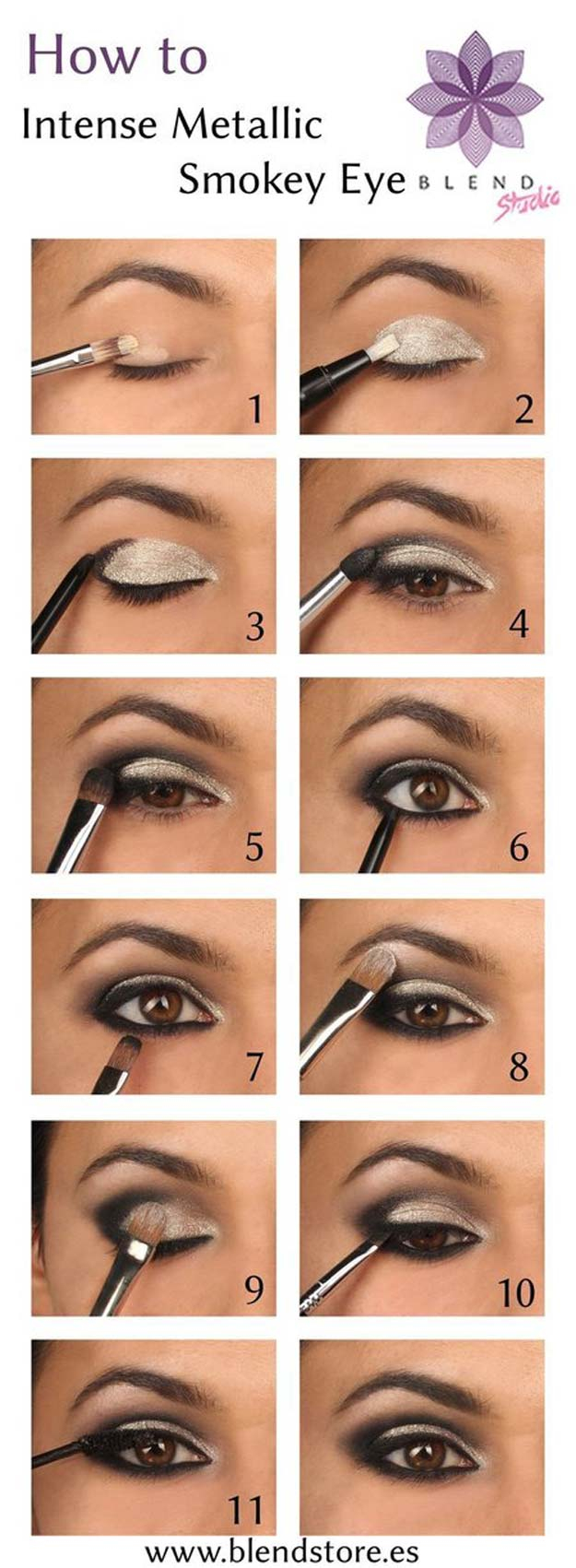 Eye Makeup Tutorial For Hazel Eyes 34 Sexy Eye Makeup Tutorials The Goddess