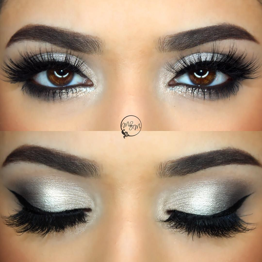 Eye Makeup Tutorial For Hazel Eyes A Collection Of 40 Best Glitter Makeup Tutorials And Ideas For 2019