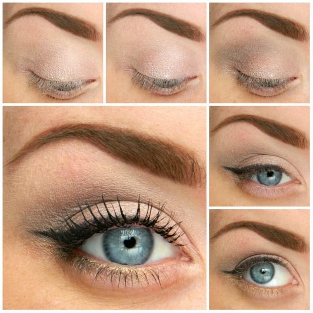 Eye Makeup Tutorial For Hazel Eyes Wedding Makeup Hazel Eyes And Brown Hair Wedding Day