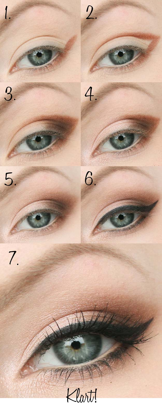 Eye Makeup Tutorials Step By Step 25 Best Eyeshadow Tutorials Ever Created