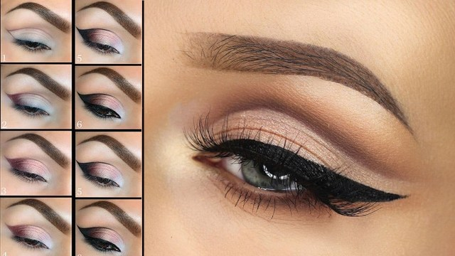Eye Makeup Tutorials Step By Step Smokey Eye Party Makeup Tutorial Step Step Learn How To Apply