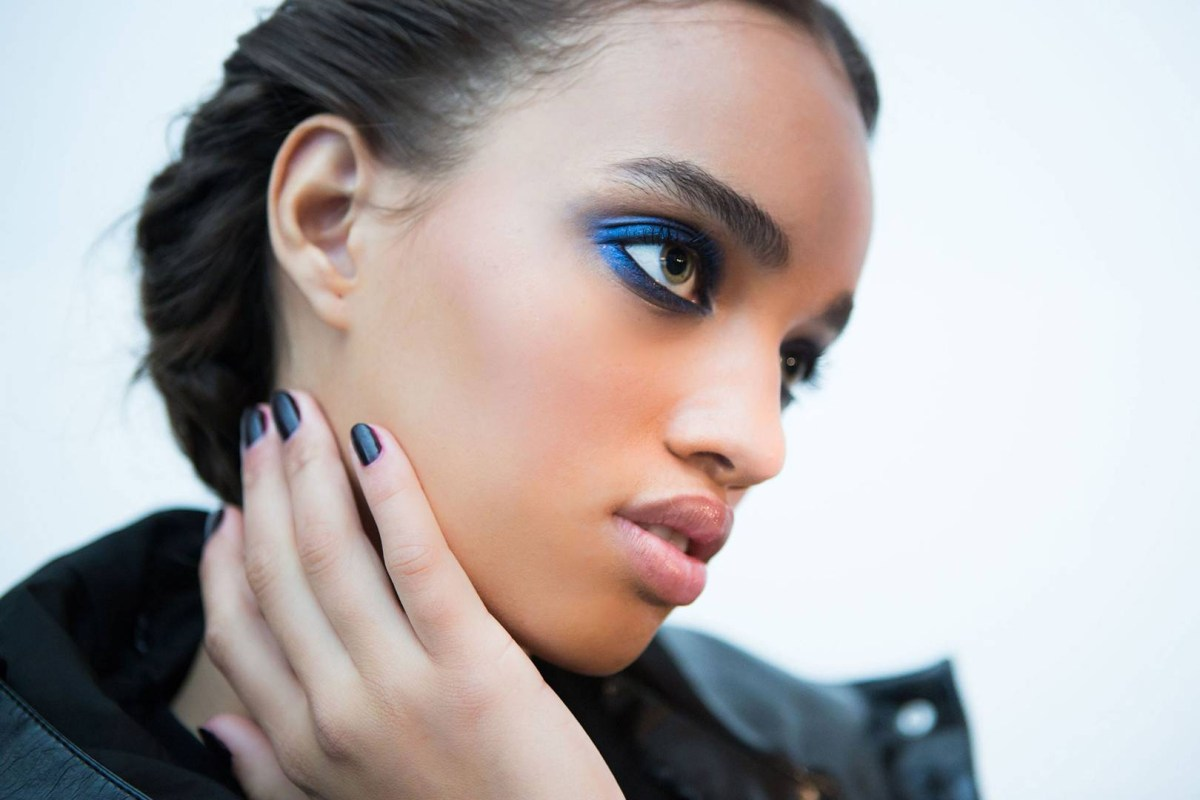 Eye Makeup With Turquoise Dress How To Apply Eyeshadow The Miss Vogue Guide British Vogue