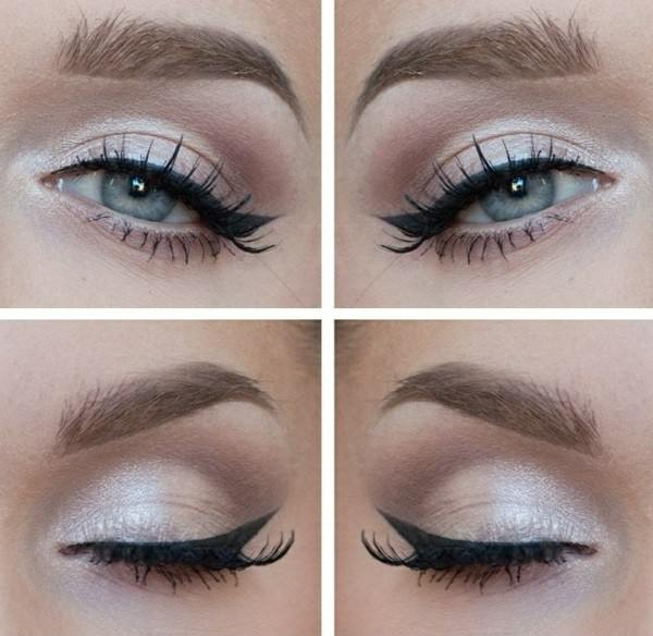 Eye Makeup With White Dress Eye Makeup For A White Dress Eye Makeup