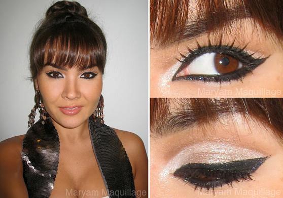 Eye Makeup With White Dress White Dress Eye Makeup Eye Makeup