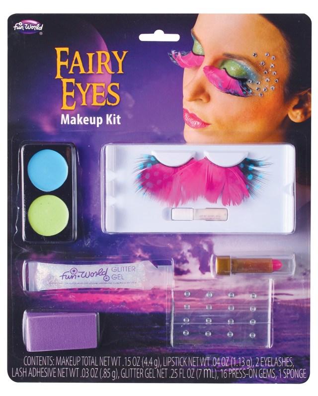 Fairy Eye Makeup Fairy Eye Make Up Kit Buy For Carnival Horror Shop