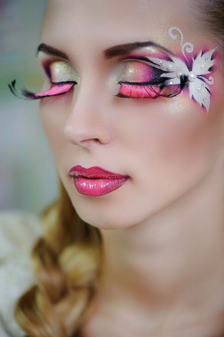 Fairy Eye Makeup Fairy Eye Makeup Makeup Academy