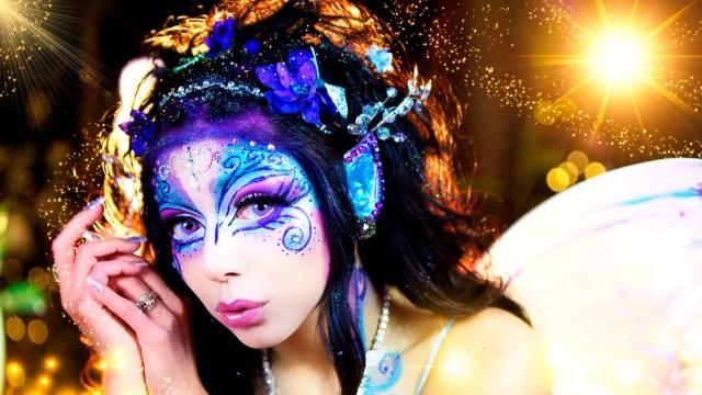 Fairy Eye Makeup Halloween Makeup Ideas 17 Magical Fairy Makeup Tutorials