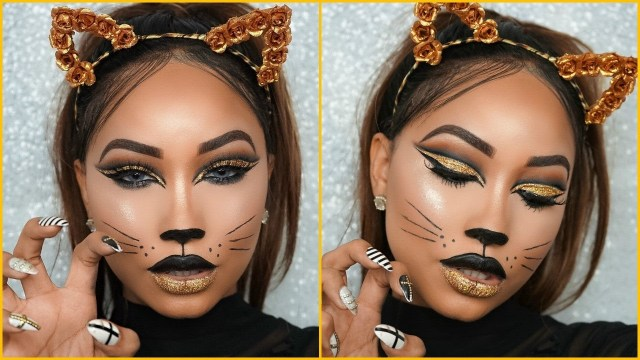 Halloween Cat Eye Makeup Cat Eye Makeup For Halloween Makeup Academy