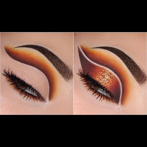 Hippie Eye Makeup Cut Crease Eye Makeup Makeup Hippie