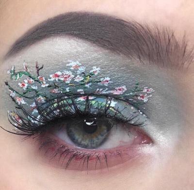Hippie Eye Makeup Hippie Makeup Tumblr