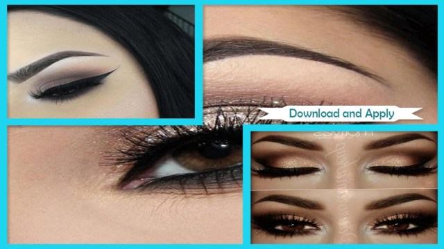Homecoming Makeup For Blue Eyes Beauty Homecoming Smokey Eyes Makeup For Android Apk Download