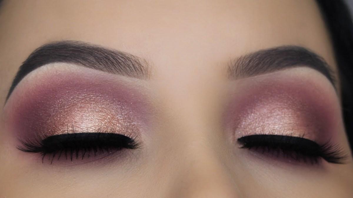 Hooded Eyes Makeup 5 Minute Eye Makeup For Hooded Eyes Using Only 2 Eyeshadows Youtube