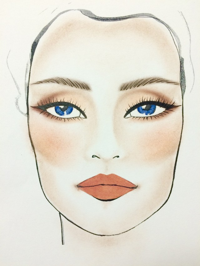 How To Do Makeup For Blue Eyes The Most Beautiful Makeup For Blue Eyes Huffpost Life