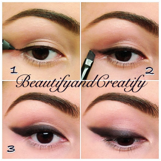 How To Do Perfect Eye Makeup How To Create Perfect Cat Eye Winged Eyeliner 101