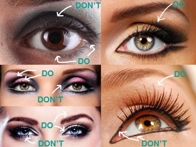 How To Put Eye Makeup On Small Eyes Small Deep Set Eyes Makeup Tips Dos And Donts Minki Lashes