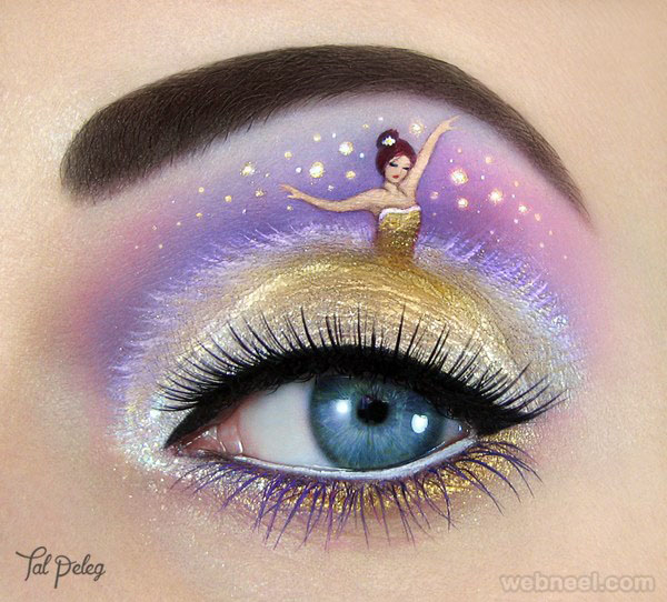 Images Of Beautiful Eyes Makeup 20 Beautiful And Creative Eye Makeup Ideas And Art Works Tal Pele