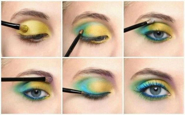 Images Of Beautiful Eyes Makeup Beautiful Eye Makeup Tutorial Pictures Photos And Images For