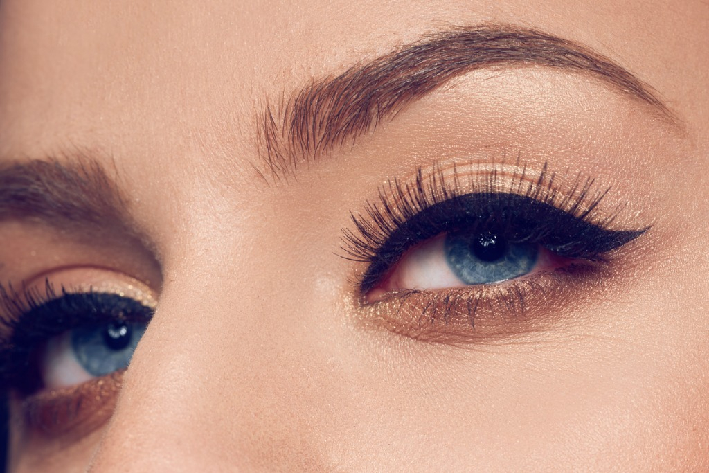 Images Of Beautiful Eyes Makeup Beautiful Eyes With Makeup Picture Id653934574 North Dakota Eye Clinic