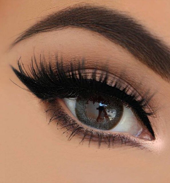Images Of Beautiful Eyes Makeup Best Eye Makeup Looks For Brown Eyes Page 49 Of 124 Buzzmakeup