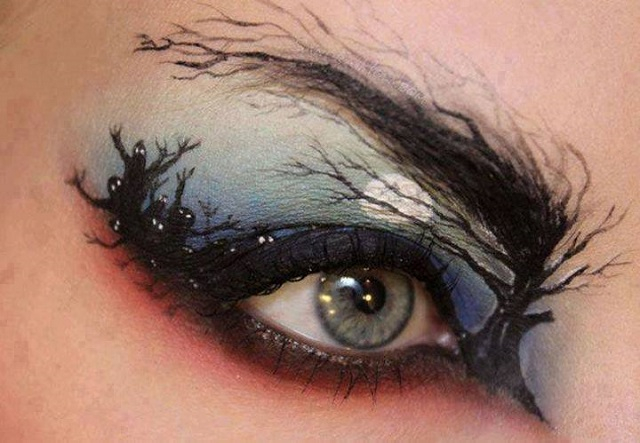 Images Of Beautiful Eyes Makeup Fascinating Eye Makeup Sandra Holmbom Alldaychic