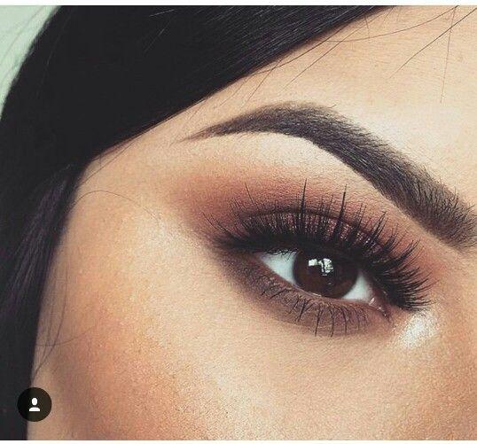 Makeup Colors For Dark Brown Eyes Brown Eyes Makeup Uploaded Nikolin On We Heart It