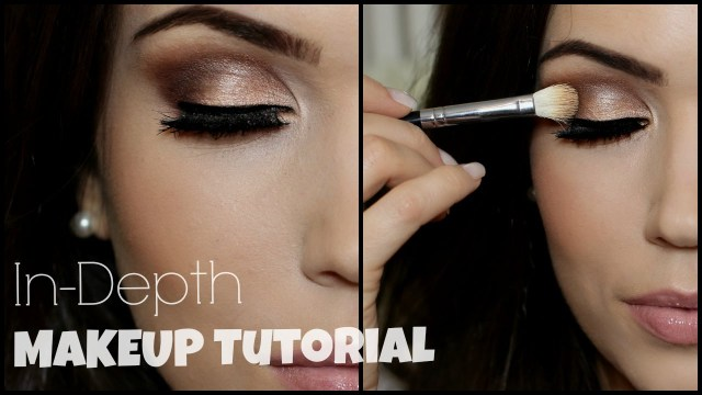 Makeup Designs For Eyes In Depth Eye Makeup Tutorial Irish Beauty Collab Youtube