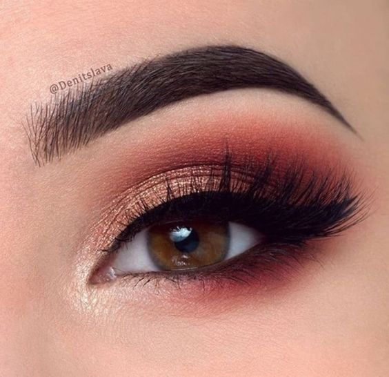 Makeup Eye Looks 10 Amazing Makeup Looks For Brown Eyes Styles Weekly