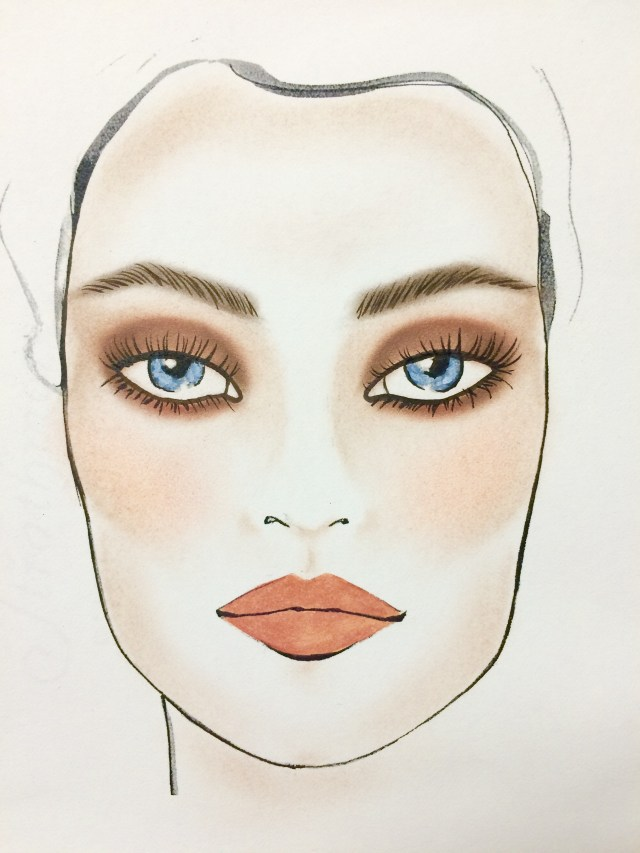 Makeup For Blue Eyes Brown Hair The Most Beautiful Makeup For Blue Eyes Huffpost Life